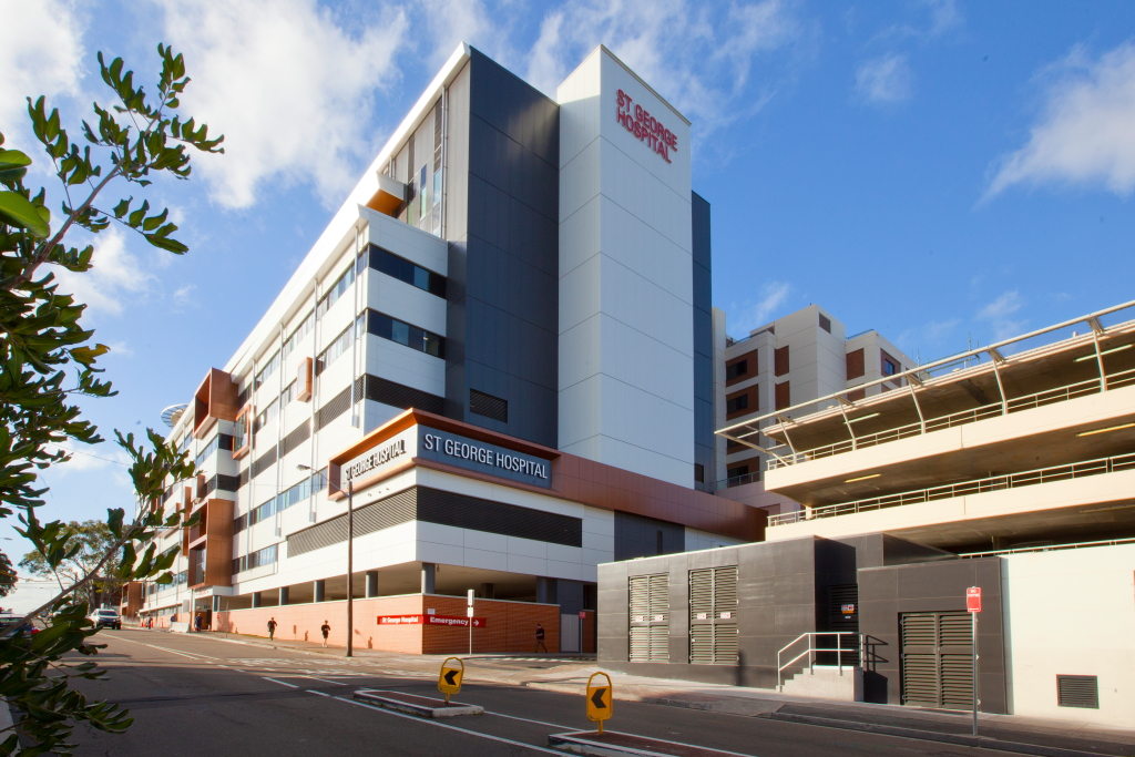 St george's hospital payday
