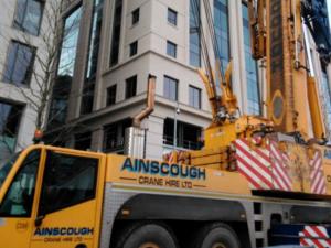 Ainscough Crane