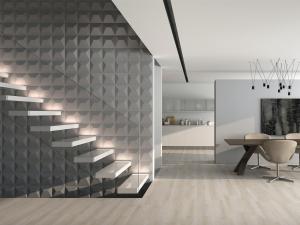 Dimensional Tiles from Solus Ceramics