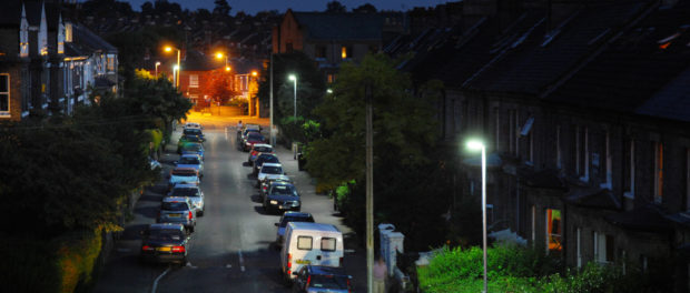 In Street New Lights £2m Led Manchester Save Energy To Efficient NnZ0PXO8wk